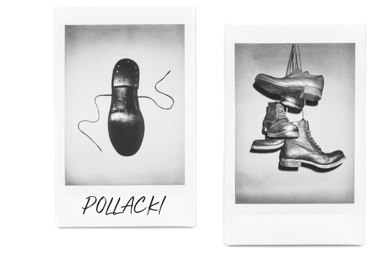 Campaign for Pollacki Handmade Shoes